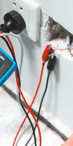 Поиск и устранение неисправности в электропроводке