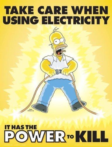 Основы электробезопасности. Лучшие статьи
