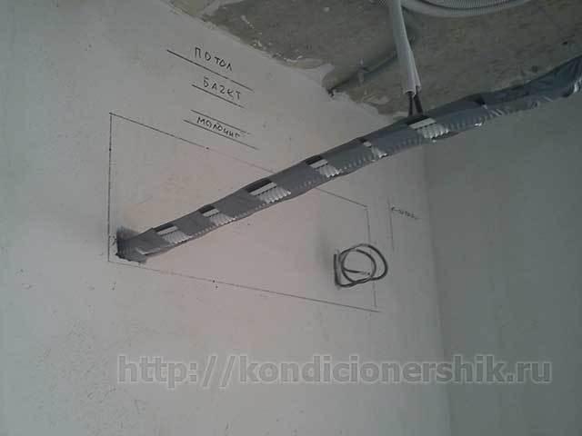 Об особенностях установки кондиционеров