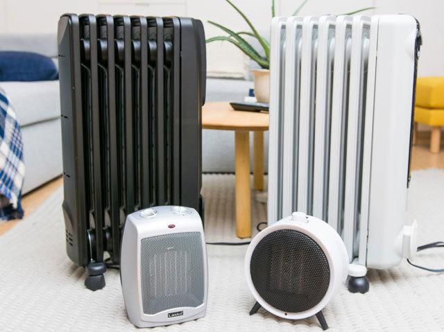 Современные бытовые электрические обогреватели. Продолжение