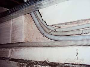 Прокладка кабеля в жилом помещении