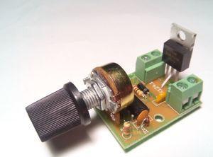 Самодельные светорегуляторы. Часть четвертая. Практические устройства на тиристорах