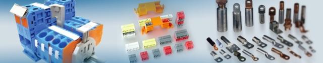 Клеммники для соединения проводов и кабелей