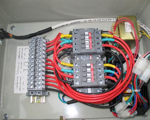 АВР-автоматика для генераторов