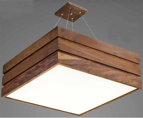 Самодельный светильник из светодиодной ленты