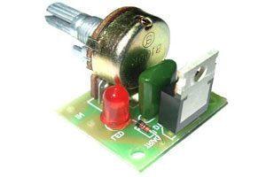 Несколько способов управления однофазным асинхронным двигателем