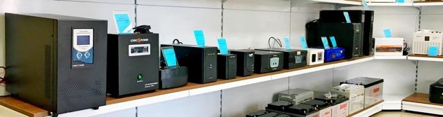 UPS... ИБП в борьбе с отключениями электричества