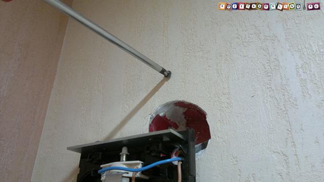 Как установить дверной звонок