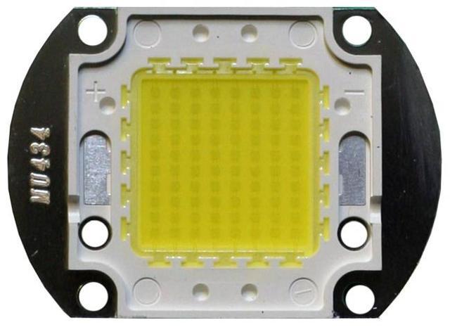 Мощные светодиодные матрицы в освещении: устройство и особенности применения
