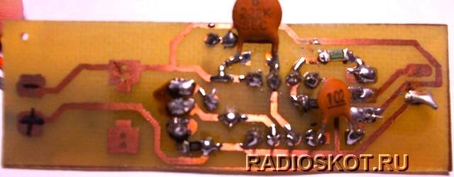 ШИМ - регуляторы оборотов двигателей на таймере 555