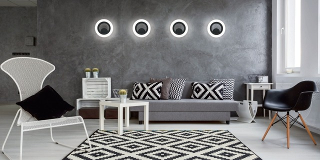 Десять современных тенденций в освещении интерьера