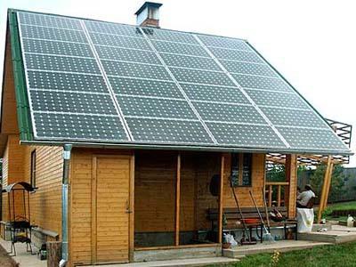 Автономные источники электроэнергии для загородного дома