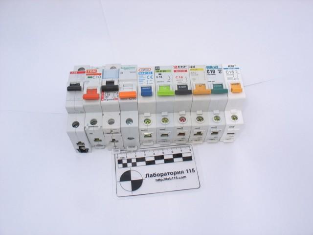 Обзор автоматических выключателей: автоматы АЕ, ВА, Schneider Electric, АВВ, Legrand, Siemens