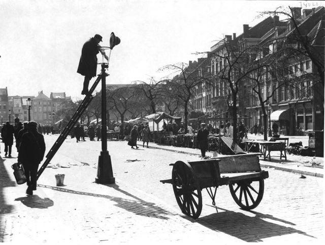 К истории электрического освещения