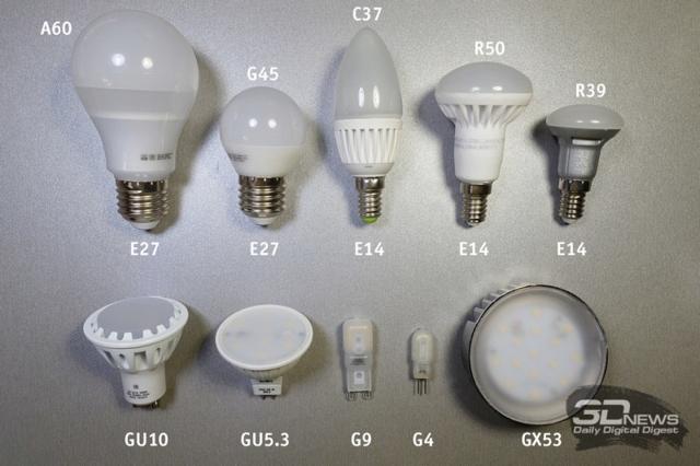 Светодиодная революция: в чем преимущество светодиодных ламп над лампами накаливания?